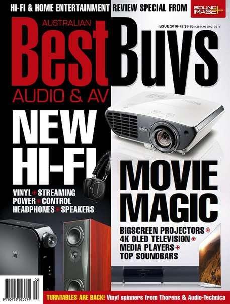 Best Buys Audio & AV I2 2016