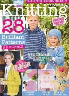 Knitting & Crochet from Woman- s Weekly – April 2016