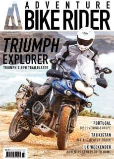 Adventure Bike Rider – March/April2016