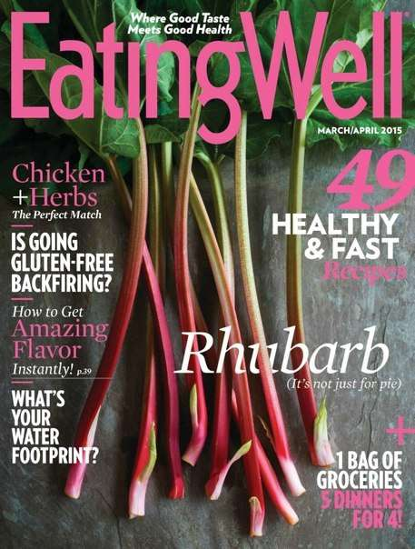 EatingWell – March/April 2015