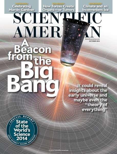 Scientific American October 2014