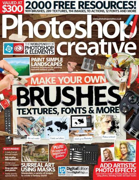 Photoshop Creative I132 2015