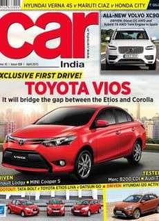 Car India – April 2015