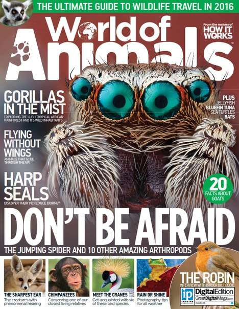 World of Animals 28 – 2016 UK