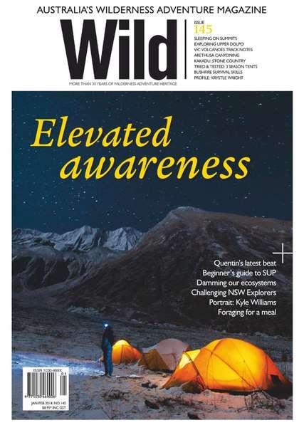 Wild Magazine – Issue 145, 2014