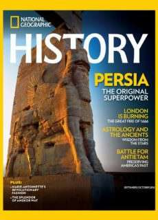 National Geographic History – September-October 2016