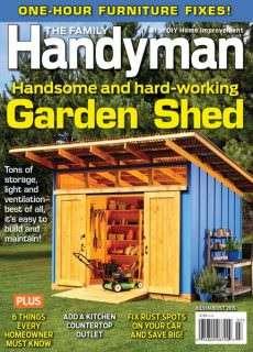 The Family Handyman – August 2015 USA