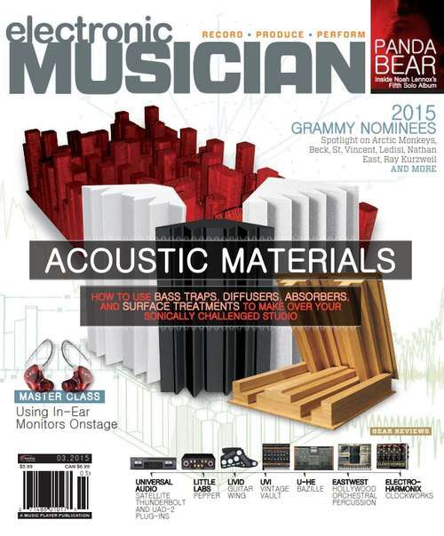 Electronic Musician – March 2015