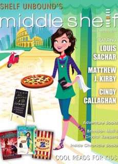 Middle Shelf: Cool Reads for Kids – July/August 2015