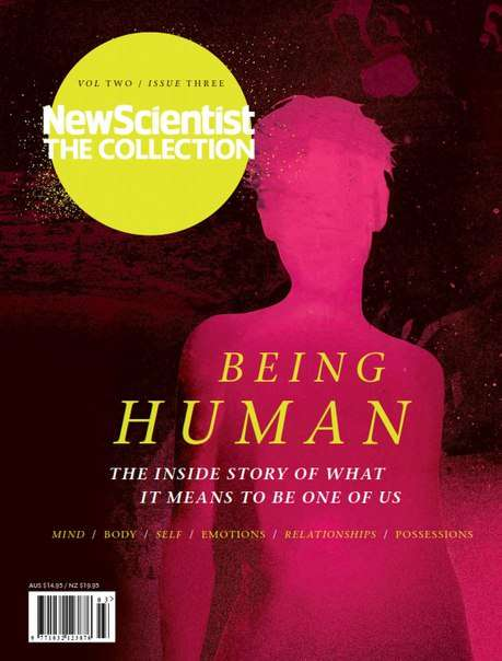 New Scientist The Collection Being You – 2015 AU