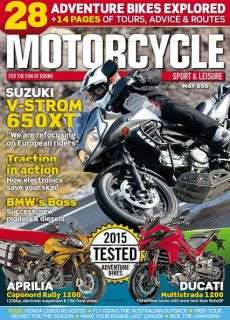 Motorcycle Sport & Leisure – May 2015