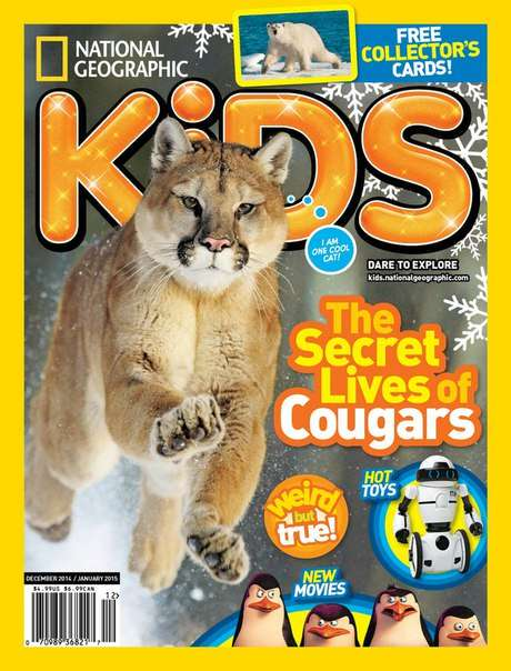 National Geographic Kids – December 2014-January2015