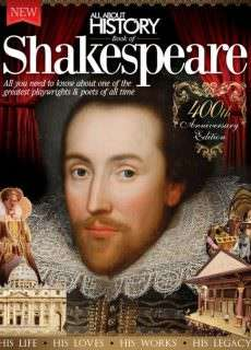 All About History Book of Shakespeare 2nd Ed – 2016 UK