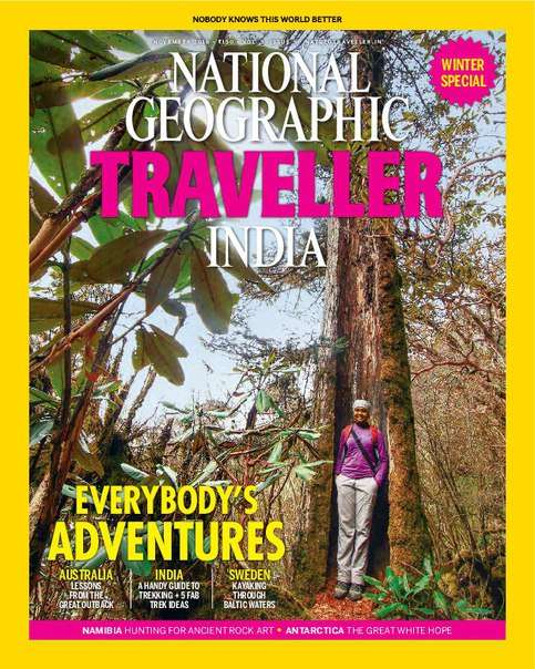 National Geographic Traveller India – November 2016