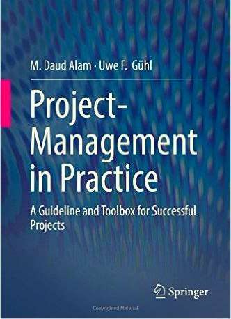 Project-Management in Practice: A Guideline and Toolbox for Successful Projects (2016)