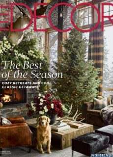 Elle Decor USA – December 2016