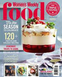 The Australian Women's Weekly Food – Issue 22 2016
