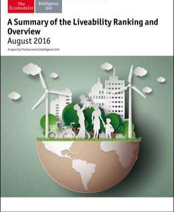The Economist (Intelligence Unit) – A Summary of the Liveability Ranking & Overview (August 2016)