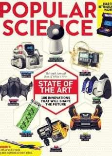 Popular Science Australia – November 2016