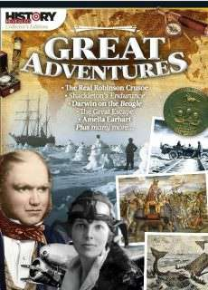 History Revealed Collector's Edition – Great Adventures 2016