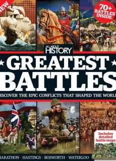 All About History – Book Of Greatest Battles 3rd Edition 2016