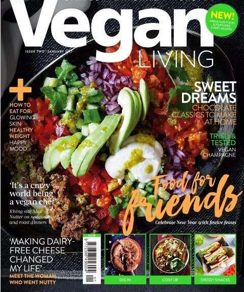 Vegan Living – Issue 2 – January 2017