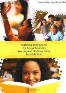 Statistical Methods for the Social Sciences, 4th Edition