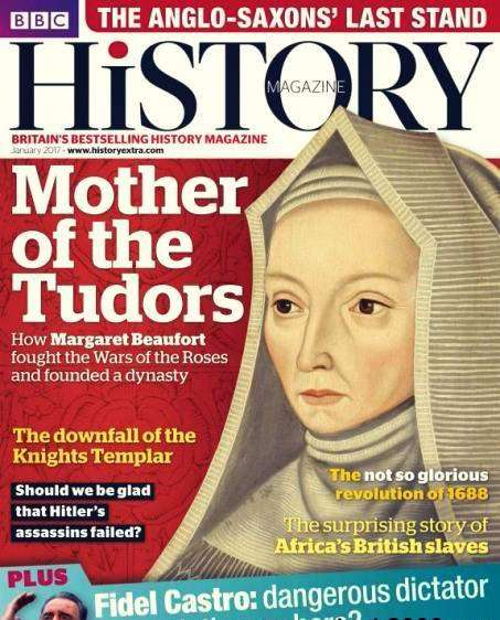 BBC History UK – January 2017