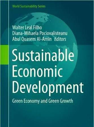 Sustainable Economic Development: Green Economy and Green Growth (2017)