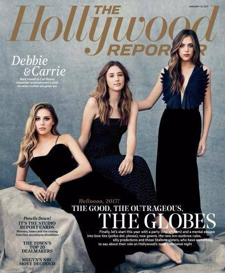 The Hollywood Reporter – January 13, 2017