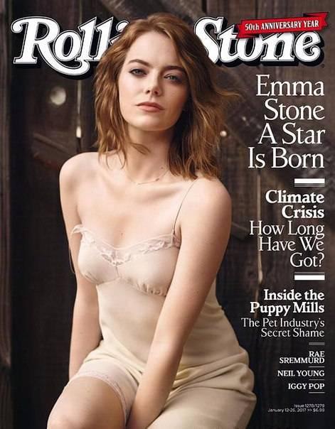 Rolling Stone USA January 12 2017