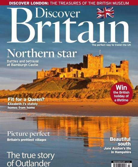 Discover Britain – February-March 2017