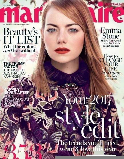 Marie Claire Australia – February 2017
