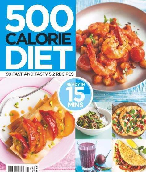 Woman Special Series – 500 Calorie Diet 2017