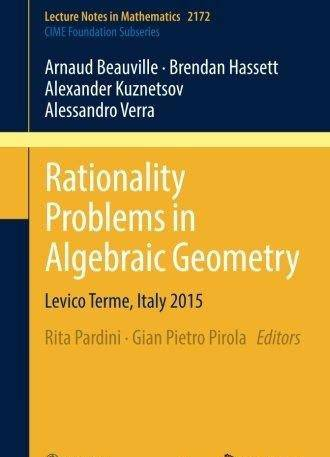 Rationality Problems in Algebraic Geometry