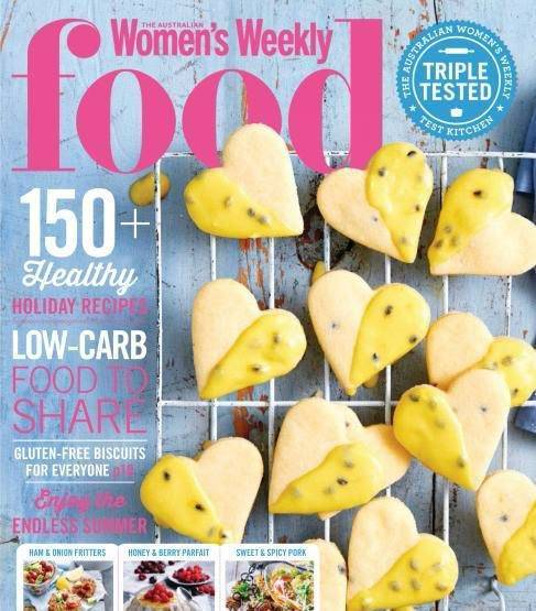 The Australian Women's Weekly Food – Issue 23 2017
