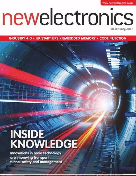 New Electronics – January 10, 2017