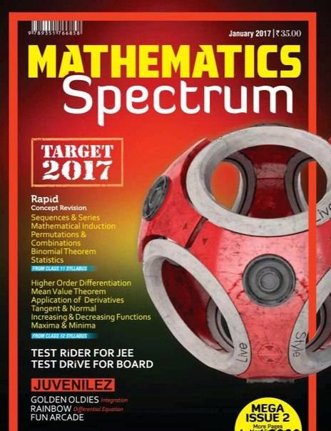 Spectrum Mathematics – January 2017