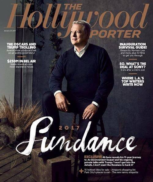 The Hollywood Reporter – January 27, 2017