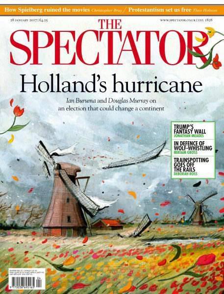 The Spectator January 28 2017