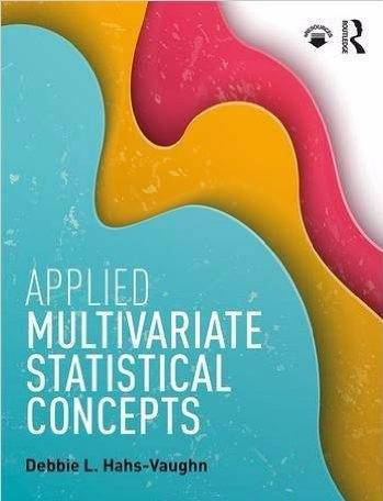 Applied Multivariate Statistical Concepts (2016)