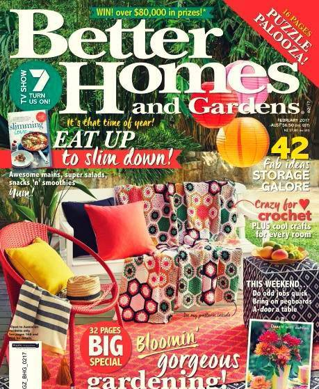 Download Better Homes And Gardens Australia February