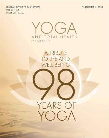 Yoga and Total Health – January 2017