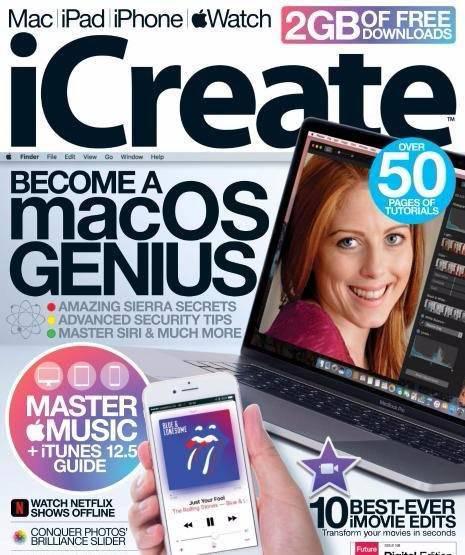 iCreate – Issue 168 2017