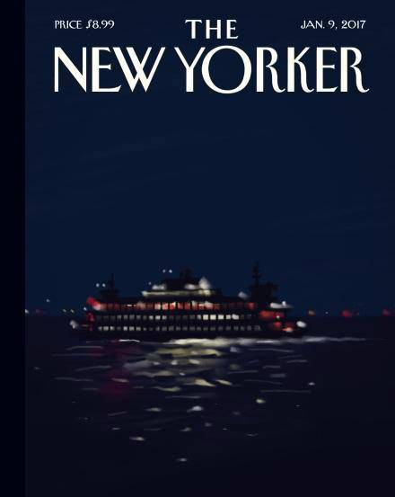 The New Yorker – January 9, 2017