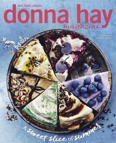 donna hay magazine February March 2017 №11685