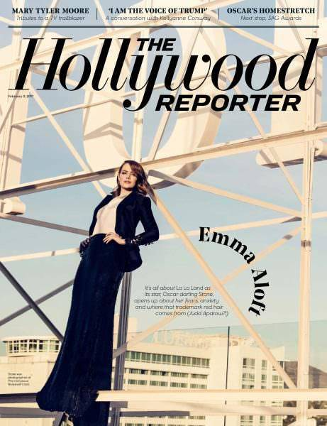 The Hollywood Reporter February 3 2017