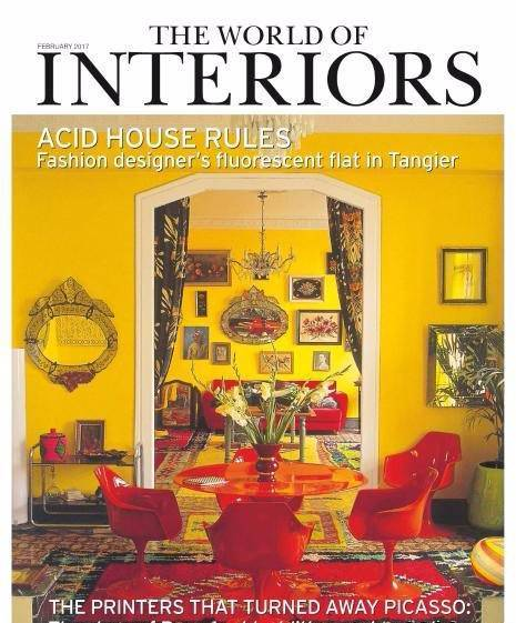 The World of Interiors – February 2017