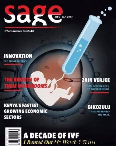 Sage Magazine – December 2016 January 2017
