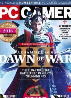PC Gamer USA – February 2017